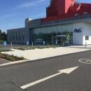 New Reception Building